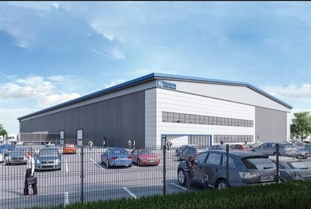 Thumbnail Industrial for sale in Boundary Park, Welsh Road, Zone 1, Deeside