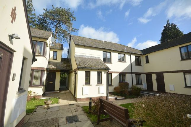 Thumbnail Flat for sale in The Manor House, Totnes