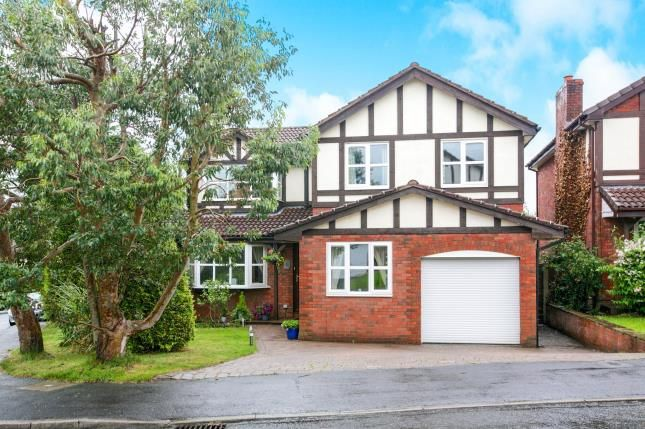 Thumbnail Detached house for sale in Home Farm Avenue, Macclesfield, Cheshire