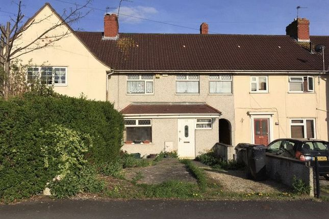 2 bed terraced house for sale in Wordsworth Road, Horfield, Bristol
