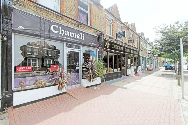 Thumbnail Restaurant/cafe to let in Stanley Road, Teddington