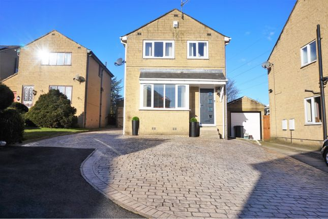 Thumbnail Detached house for sale in Hillside View, Sowerby Bridge