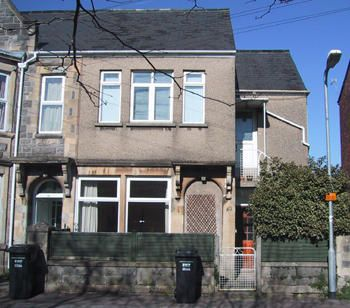 Thumbnail Flat to rent in Belvedere Road, Taunton