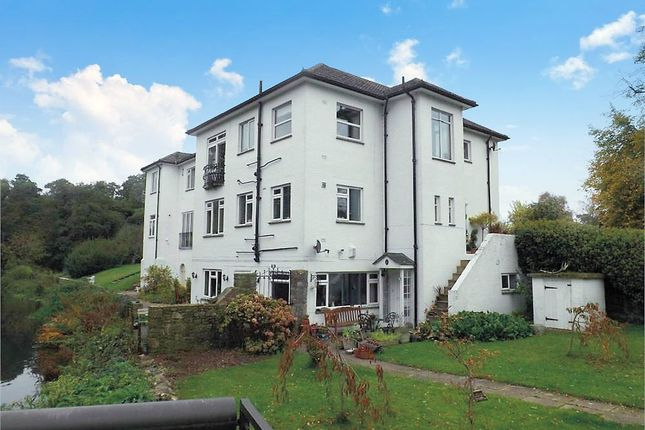 Thumbnail Flat for sale in Salisbury Road, Winkton, Christchurch, Dorset