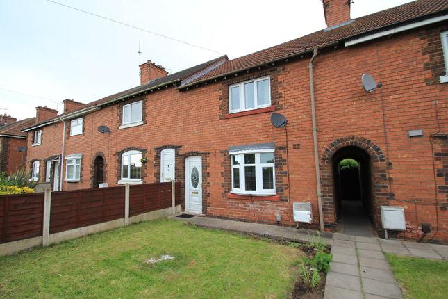 3 bed terraced house to rent in Prospect Road, Stafford, Staffs, .