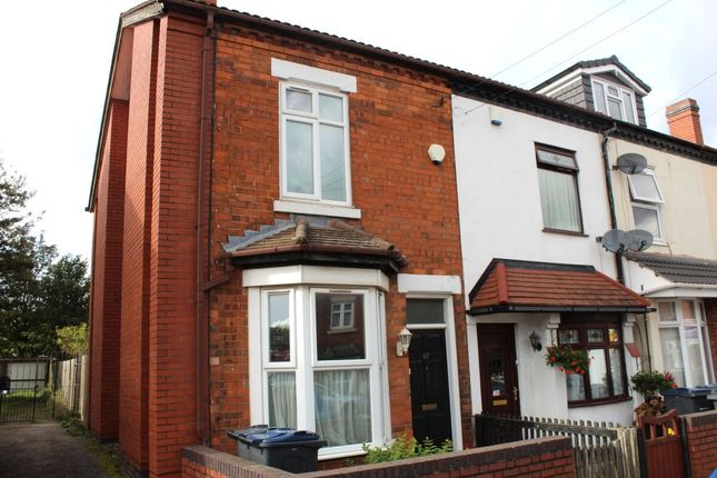 Thumbnail Property for sale in Francis Road, Yardley, Birmingham