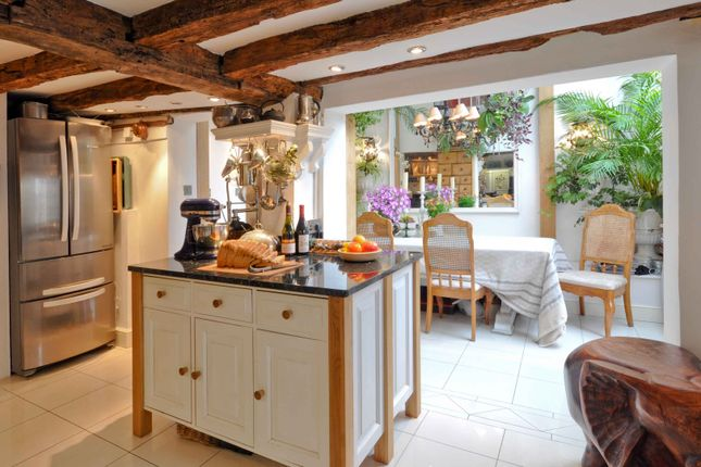Thumbnail Town house for sale in Best Lane, Canterbury