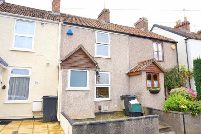 2 bed terraced house to rent in Charlton Lane, Brentry, Bristol