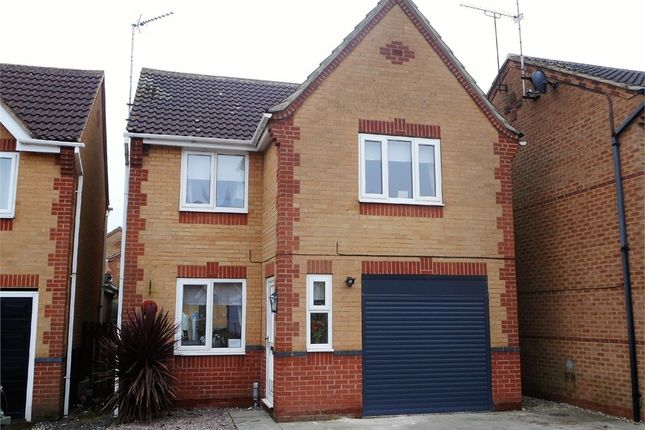 Thumbnail Detached house for sale in Beaumont Rise, Worksop, Nottinghamshire, England