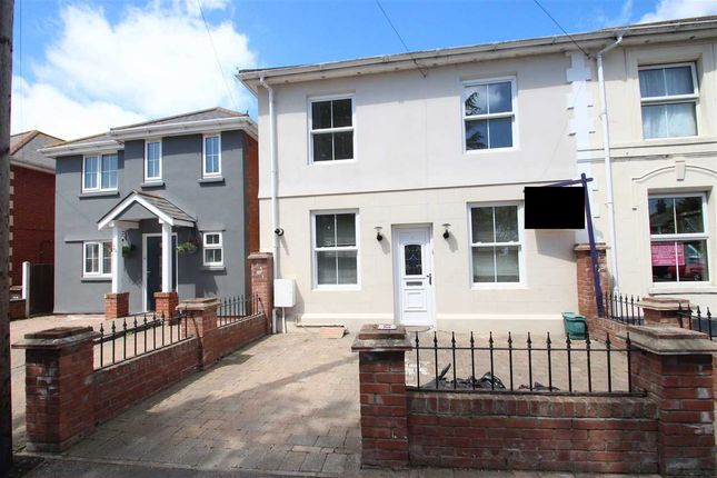 Thumbnail Semi-detached house for sale in Station Road, Kirby Cross, Frinton-On-Sea