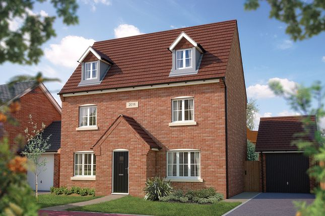 "Thumbnail Detached house for sale in ""The Chaucer"" at Coupland Road, Selby"