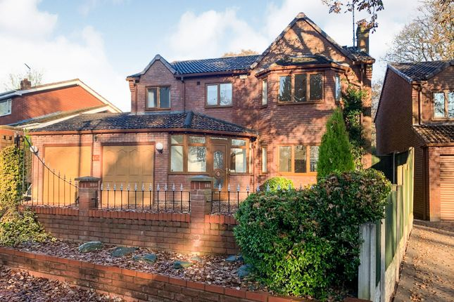 Thumbnail Detached house for sale in Chaseley Road, Rugeley