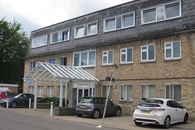 Thumbnail Office to let in Cherry Hinton Road, Cambridge