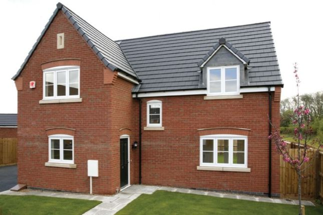 Thumbnail Detached house for sale in Off Broughton Way, Broughton Astley