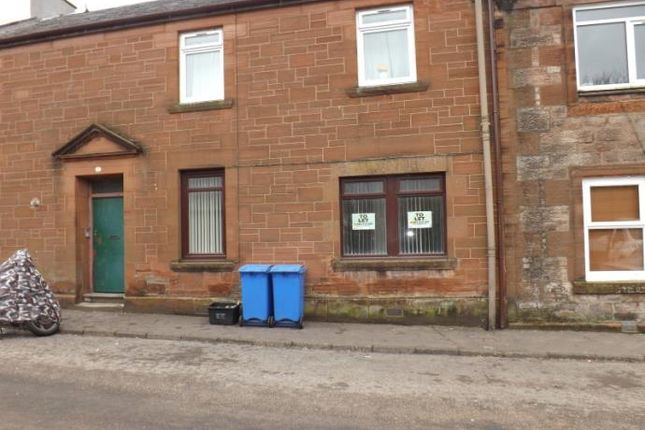 Thumbnail Flat to rent in Nelson Street, Newmilns, Ayrshire