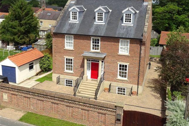 Thumbnail Detached house for sale in Oak House, Elmwood Lane, Barwick In Elmet, Leeds, West Yorkshire