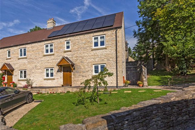 Thumbnail Semi-detached house for sale in Silver Street, Chalford Hill, Stroud, Gloucestershire
