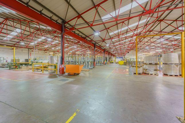 Thumbnail Industrial to let in Ellis Ashton Street, Huyton, Liverpool