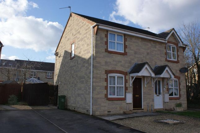 Thumbnail Semi-detached house to rent in Chester Way, Chippenham
