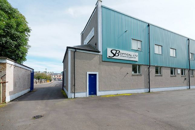 Thumbnail Commercial property for sale in Mill Square, Catrine, Mauchline, East Ayrshire