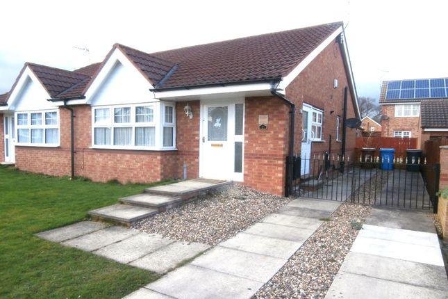 Thumbnail Bungalow to rent in Leadhills Way, Bransholme, Hull