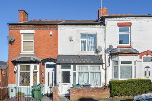 Thumbnail Terraced house for sale in Ethel Street, Bearwood