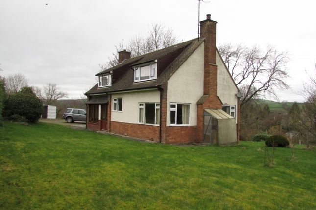 Thumbnail Detached house to rent in School Road, Clun