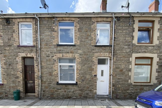 Thumbnail Terraced house for sale in King Street, Cwmdare, Aberdare, Mid Glamorgan