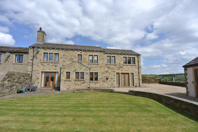 Thumbnail Cottage for sale in Green Balk Lane, Little Lepton, Huddersfield