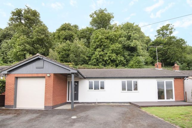 Thumbnail Detached bungalow for sale in Old Radnor, Powys LD8,