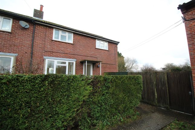 Thumbnail Semi-detached house to rent in Enborne Way, Brimpton, Reading