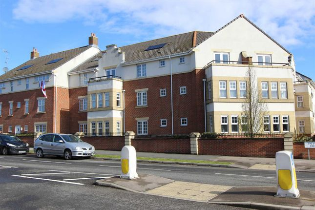 Thumbnail Flat to rent in Coniston House, Archdale Close, Chesterfield, Derbyshire