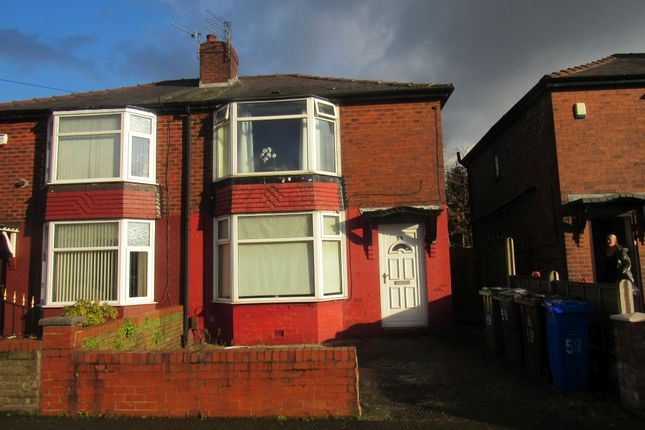 Thumbnail Semi-detached house to rent in Shelley Grove, Droylsden, Manchester