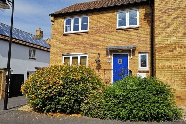 Thumbnail Semi-detached house to rent in Shrewsbury Road, Yeovil