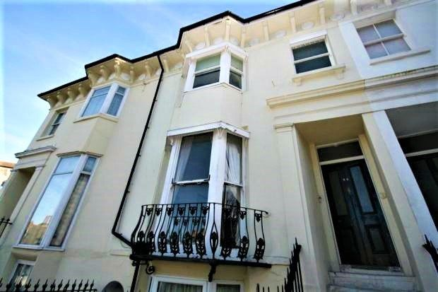 Thumbnail Maisonette for sale in Dyke Road, Brighton