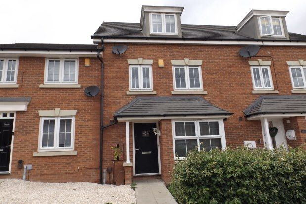 4 bed town house to rent in Kenbrook Road, Nottingham NG15