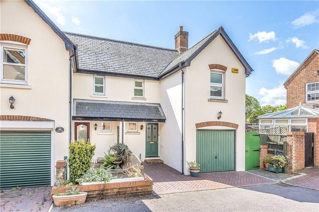 Thumbnail Semi-detached house for sale in Three Lions Close, Wimborne, Dorset