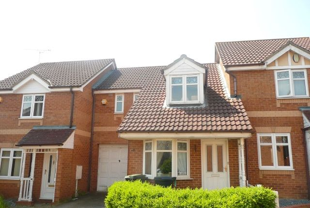 Thumbnail Terraced house for sale in Lodge Way, Irthlingborough