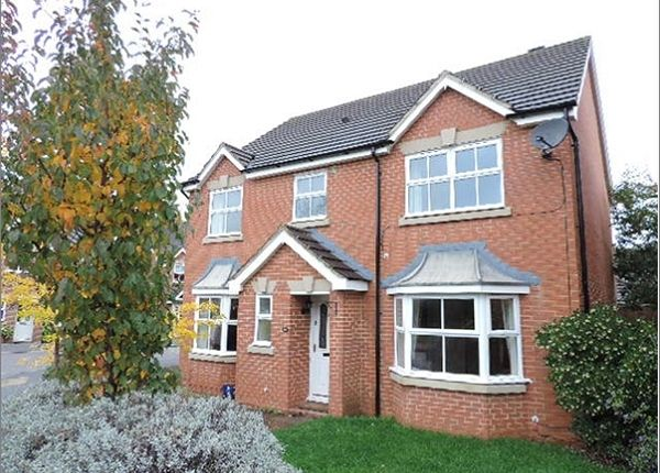 Thumbnail Property to rent in Hamilton Close, Bicester