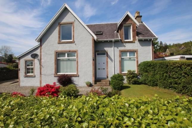 Thumbnail Flat for sale in Church Road, Rhu, Helensburgh, Argyll And Bute