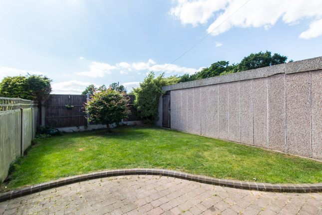 End terrace house for sale in The Rundels, Thundersley