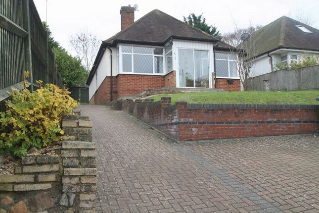 Thumbnail Bungalow to rent in New Road, High Wycombe