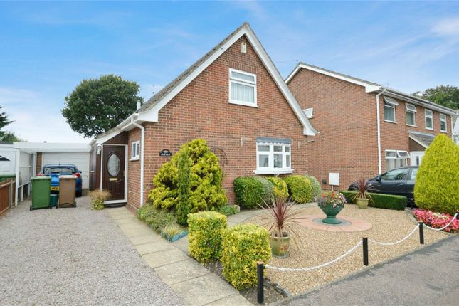 Thumbnail Detached house for sale in Hammond Close, Sprowston, Norwich, Norfolk
