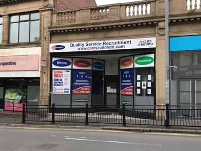 Thumbnail Retail premises for sale in Borough Road, Burton Upon Trent, Staffordshire