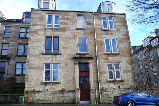 Thumbnail Flat to rent in Trafalgar Street, Greenock
