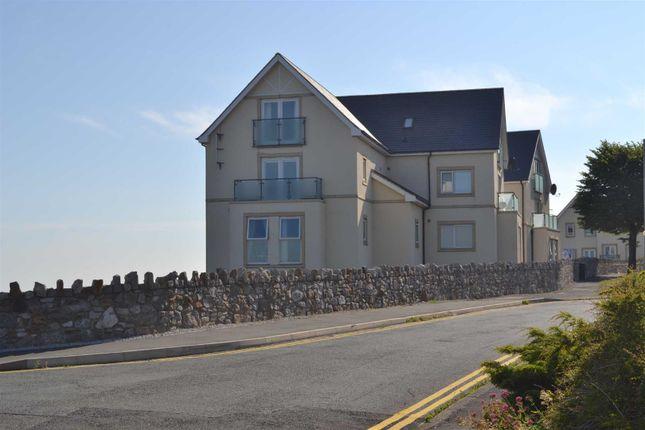 Thumbnail Flat for sale in Penmaen Bod Eilias, Old Colwyn, Colwyn Bay