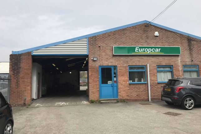 Thumbnail Warehouse to let in Windsor Road, Redditch