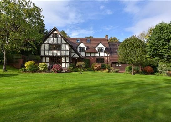 Thumbnail Detached house for sale in Belmont, Hereford, Herefordshire