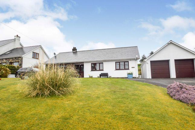 Thumbnail Detached bungalow for sale in Talgarreg, Llandysul