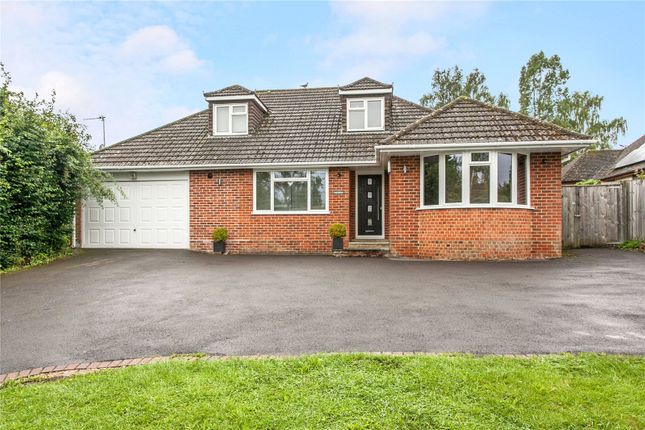 Thumbnail Detached house for sale in Tudor Way, Kings Worthy, Winchester, Hampshire
